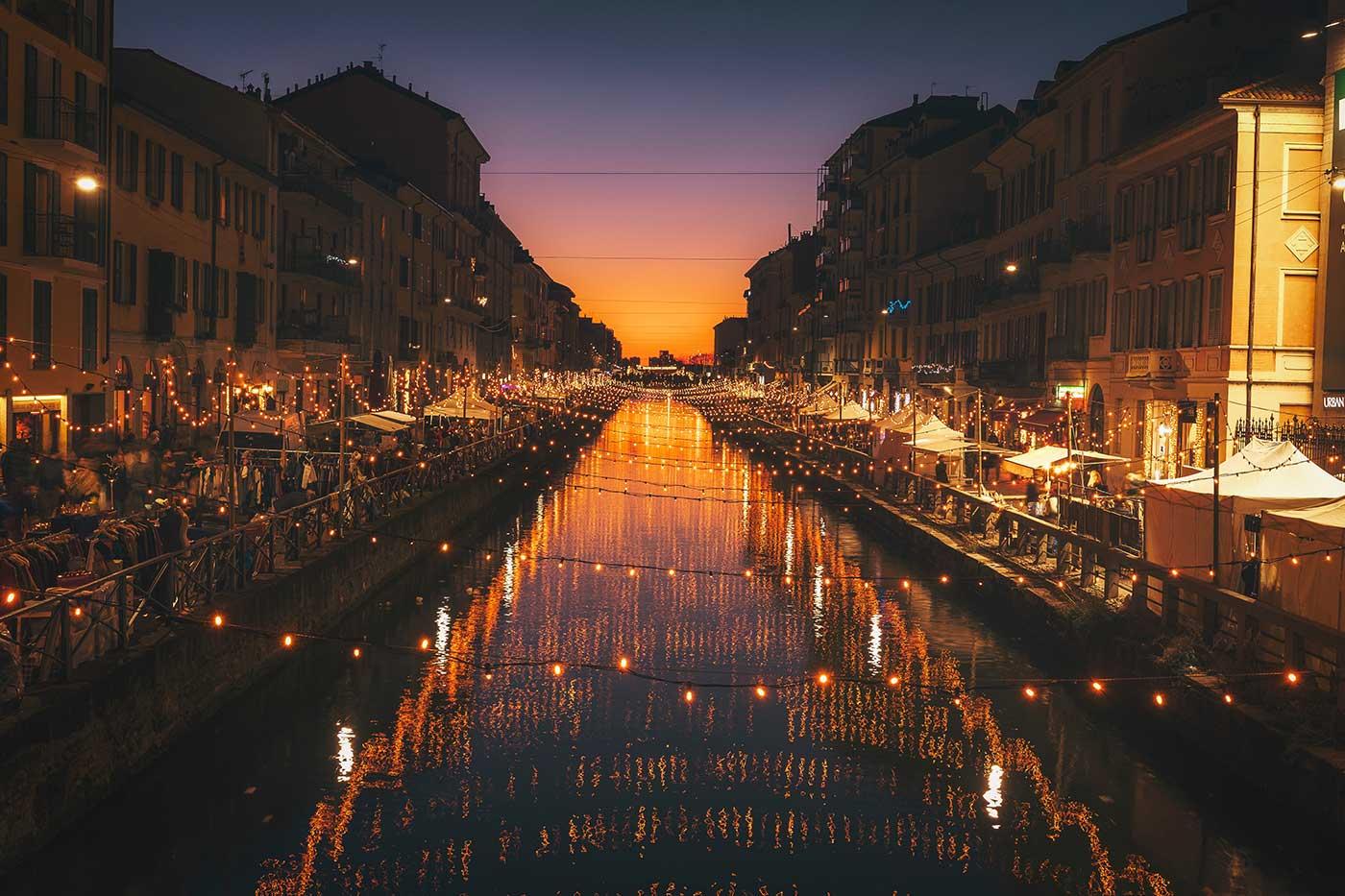 Milan nightlife